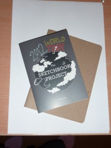 2012 Sketchbook Project Tour