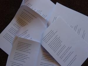 Shakespeare's Sonnet Titles
