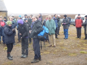 Moor House Natural Nature Reserve 60th anniversary gathering