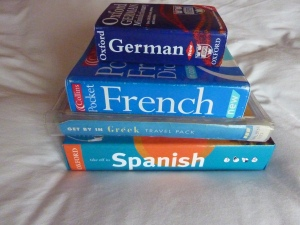 Language packs and dictionaries