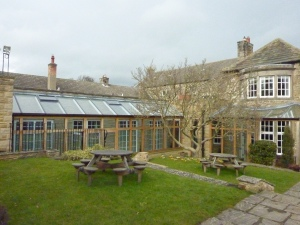 Garden Room, The Morritt Arms, Greta Bridge, Barnard Castle