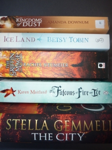 Books of Fire and Ice
