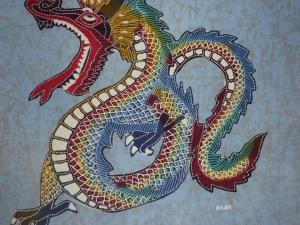 Batik Dragon