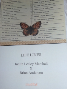 Life Lines poetry pamphlet