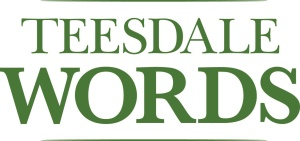 Teesdale Words logo
