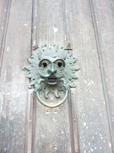Durham Cathedral Sanctuary Knocker
