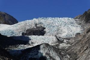 Frank Joseph glacier face