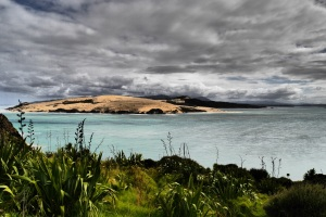 Opononi Sand Dune